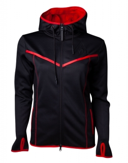 ASSASSINS CREED ODYSSEY - Technical Dark Women's Hoodie - čierna dámska mikina