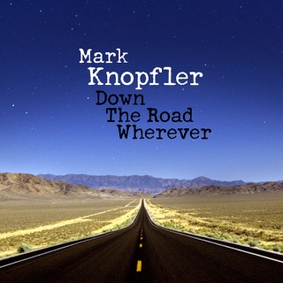 MARK  KNOPFLER - Down The Road Wherever (cd)