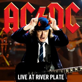 AC/DC - Live At River Plate (2cd) DIGIPACK