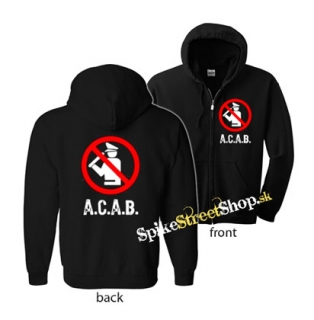 A.C.A.B. - Pictogram - mikina na zips