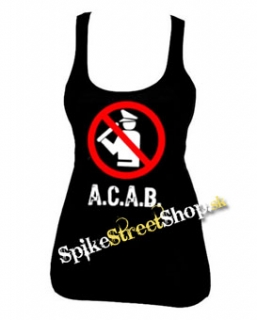 A.C.A.B. - Pictogram - Ladies Vest Top