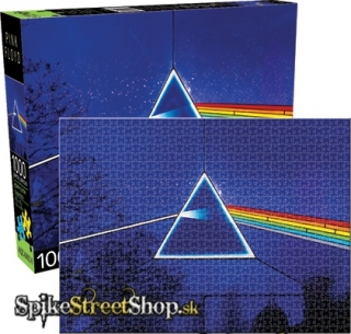 PINK FLOYD - Dark Side Of The Moon - puzzle
