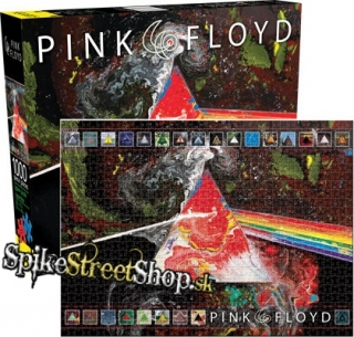 PINK FLOYD - 40th Anniversary - puzzle