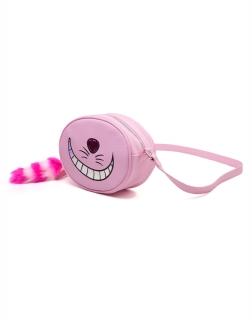 DISNEY - Alice in Wonderland Cheshire Cat Shoulder Bag - dámska taška na  plece d3c53deece0