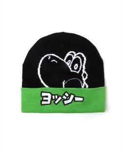 e42f73142 NINTENDO - Yoshi Japanese Beanie - zimná čiapka