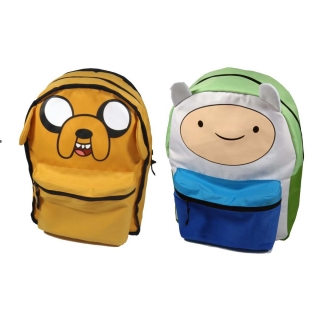 ADVENTURE TIME - Finn & Jake Reversible Backpack - ruksak