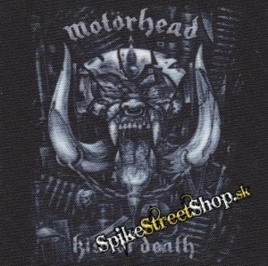 Fotonášivka MOTORHEAD - Kiss Of Death