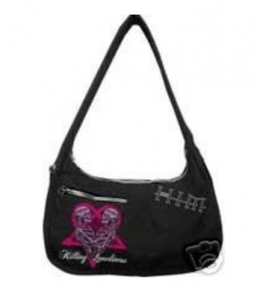 Dámska kabelka HIM - Heartagram Ladies Bag (Výpredaj)