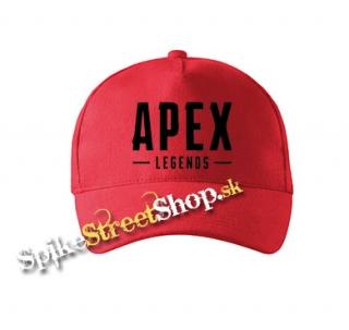 f0abb1df9 APEX LEGENDS - Čierne logo - červená šiltovka (-30%=AKCIA)