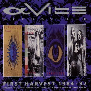 ALPHAVILLE - First Harvest 1984-1992 (cd)