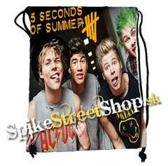 Chrbtový vak 5 SECONDS OF SUMMER - Motive 2