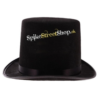 MAGICIAN OR STEAMPUNK - Black Top Hat - cylinder