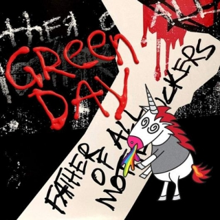 GREEN DAY - Father Of All Motherfuckers (cd)