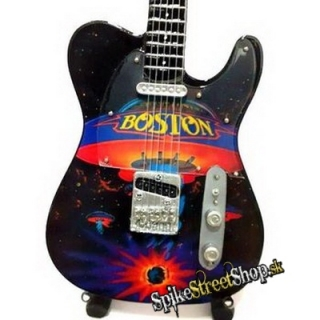 Gitara BOSTON - TRIBUTE - Mini Guitar USA