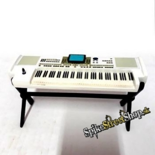 Mini Keyboard - Biely
