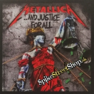 Fotonášivka METALLICA - And Justice For All Coloured