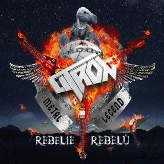 CITRON  – Rebelie Rebelú (2LP)