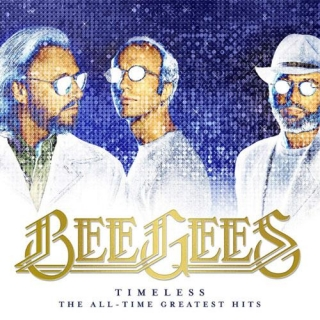 BEE GEES - Timeless All Time Greatest Hits (2LP)