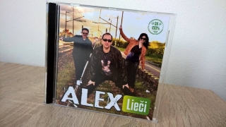 ALEX - Alex Lieči (cd)