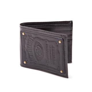 JACK DANIELS - Bifold Wallet Leather Patch - peňaženka