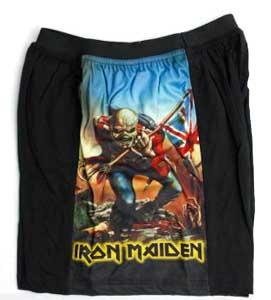 Boxerky IRON MAIDEN - The Trooper