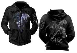 ALCHEMY GOTHIC - Chemical Attraction Alch Goth Hoodie - pánska mikina