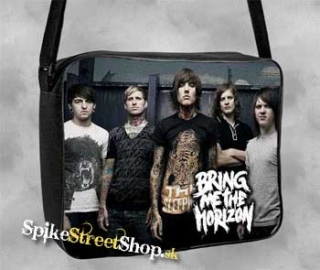 BRING ME THE HORIZON - Band - taška na rameno