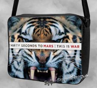 30 SECONDS TO MARS - This Is War - taška na rameno