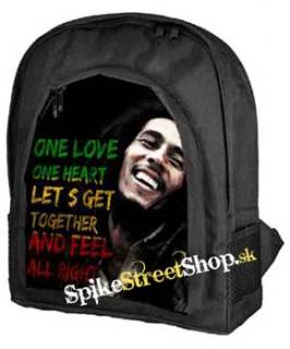 BOB MARLEY - One Love, One Heart... - ruksak