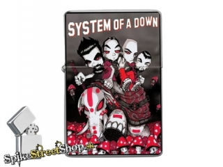 SYSTEM OF A DOWN - Elephant - zapaľovač