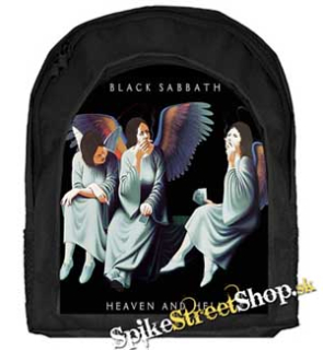BLACK SABBATH - Heaven & Hell - ruksak