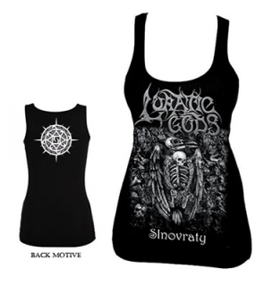 LUNATIC GODS - Slnovraty - Ladies Vest Top