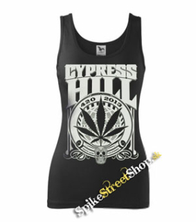 CYPRESS HILL - 420 2013 - Ladies Vest Top